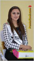 Andrea Medina Candidata a Reina de Ambato 2017