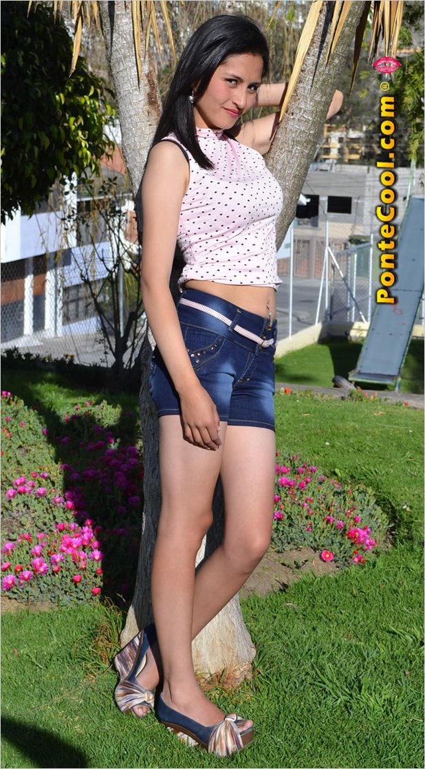 Carol Michelle Mejia Candidata a Chica Cool 2016