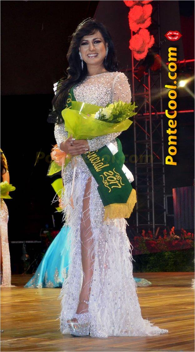 Denisse Alban Srta. Gobierno Provincial Ambato 2017