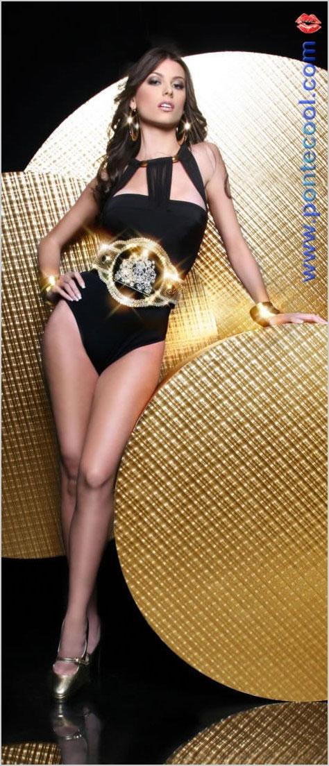 Stefana Fernndez Lista Para El Miss Universe 2009