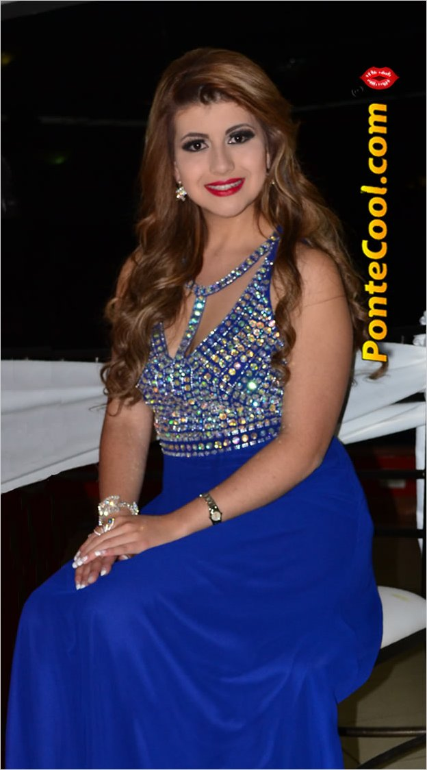 Evelyn Veloz Candidata a Reina de Ambato 2017