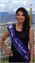 Ibeth Bonifaz candidata a Reina de Ambato apoyala para Reina Virtual de Ambato 2020