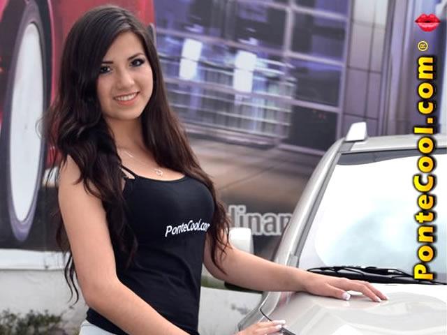 Katherine Moyano Candidata a Chica Cool 2014