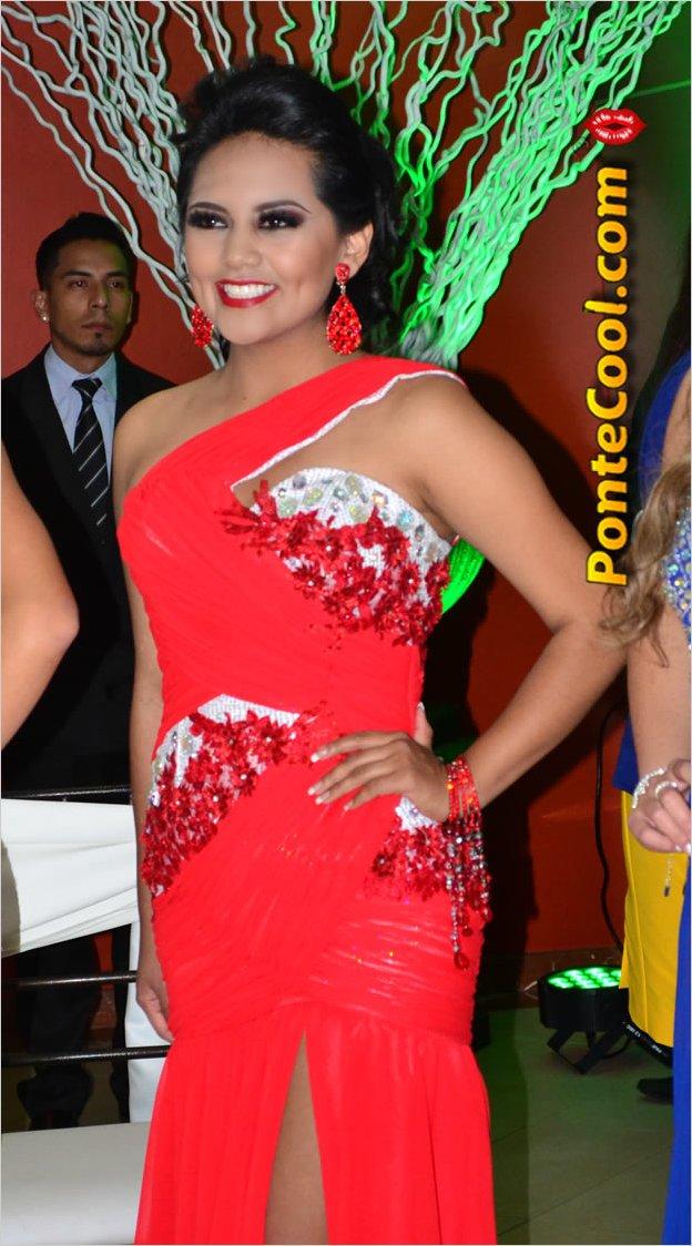 Lissette Acosta Candidata a Reina de Ambato 2017