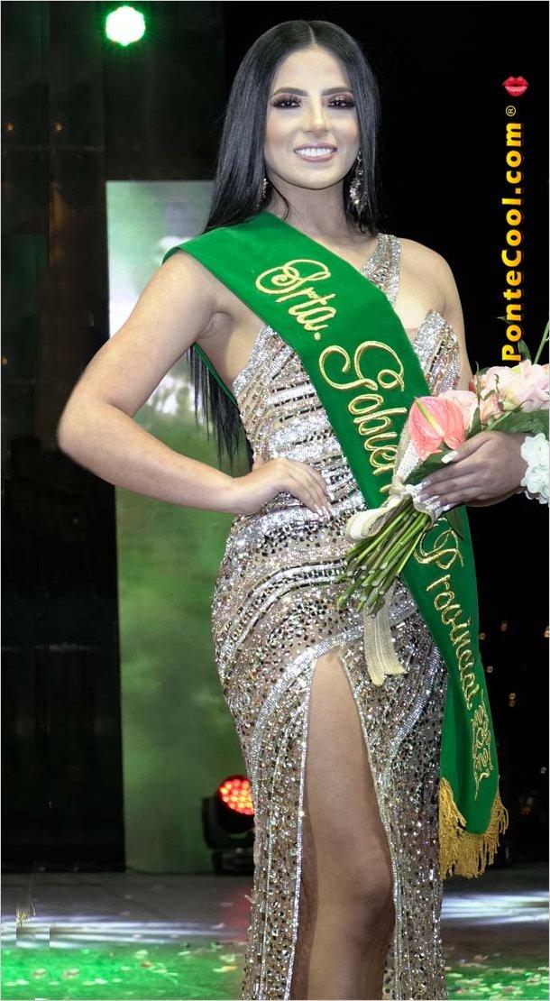 Maria Paula Villacreses Srta. Gobierno Provincial Ambato 2021