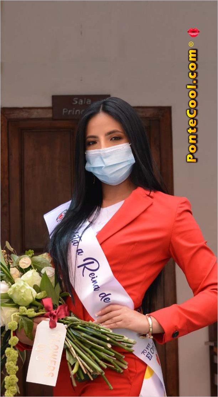 María P. Villacreses candidata a Reina de Ambato apoyala para Reina Virtual de Ambato 2021