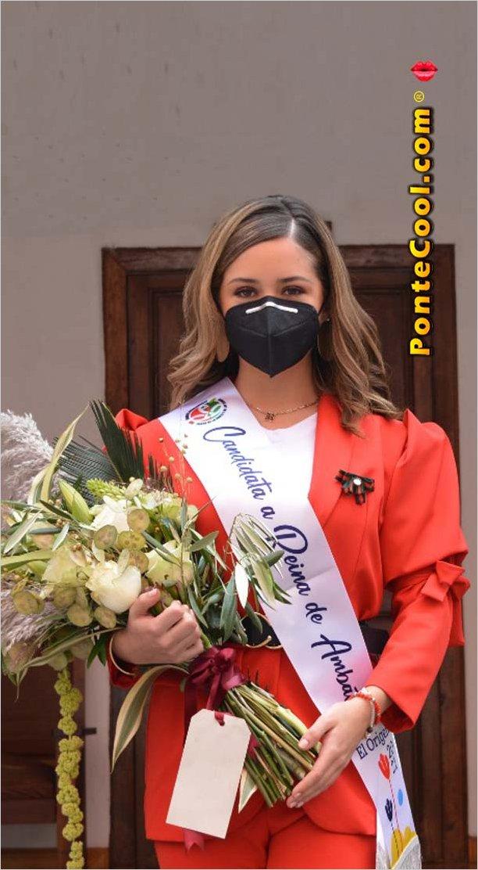 Martina Maya candidata a Reina de Ambato apoyala para Reina Virtual de Ambato 2021