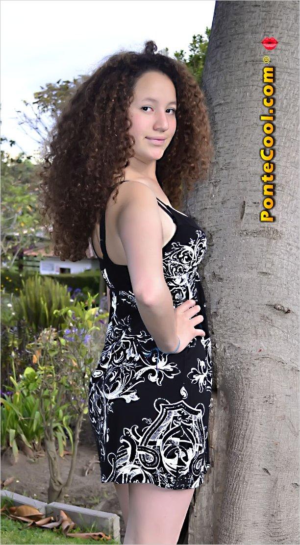 La Dulce y hermosa Nicole Borja