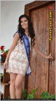 Diana Palacios candidata a Reina de Ambato 2018