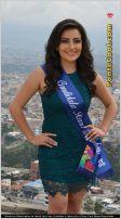 María Espinosa candidata a Reina de Ambato 2018