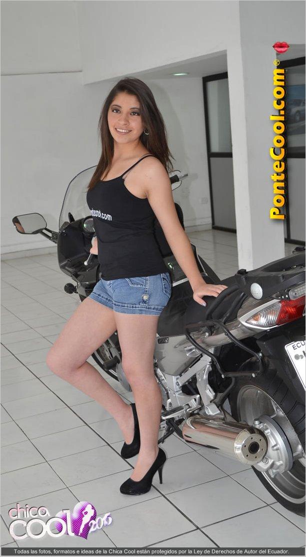 Sofia Espín candidata a Chica Cool 2015